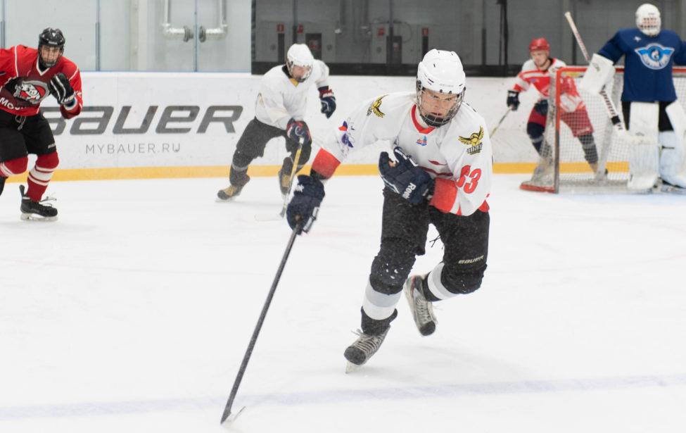 ВМГПУ появилась хоккейная команда