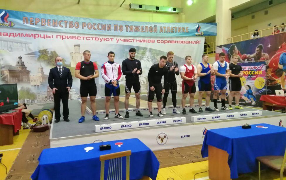 Никита Хрулев подтвердил статус чемпиона первенства России