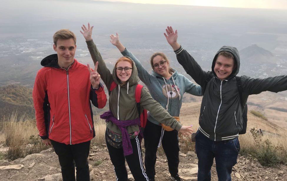 Студенты ИЕСТ совершили два пеших похода
