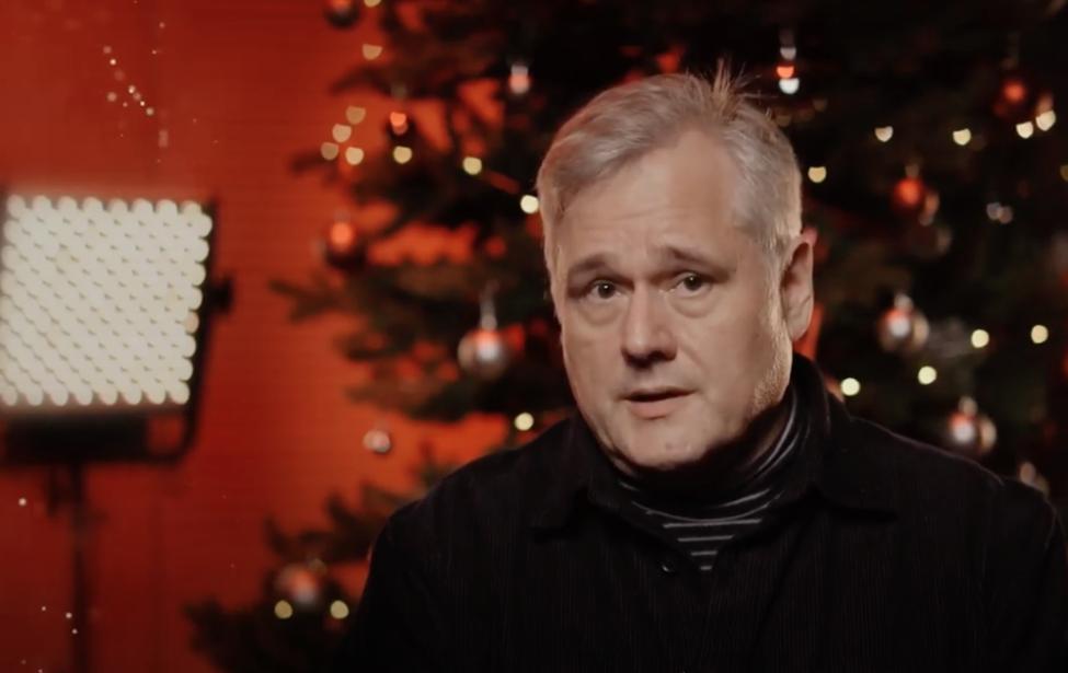Ректор МГПУ Игорь Реморенко поздравляет сНовым годом