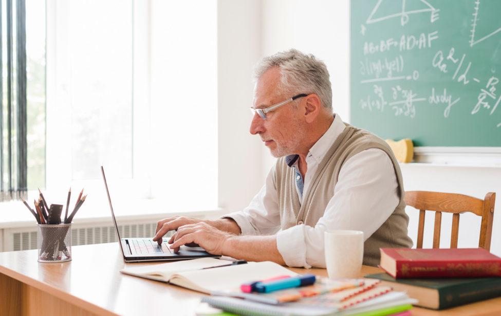 Онлайн-обучение— отражение системы образования вцелом