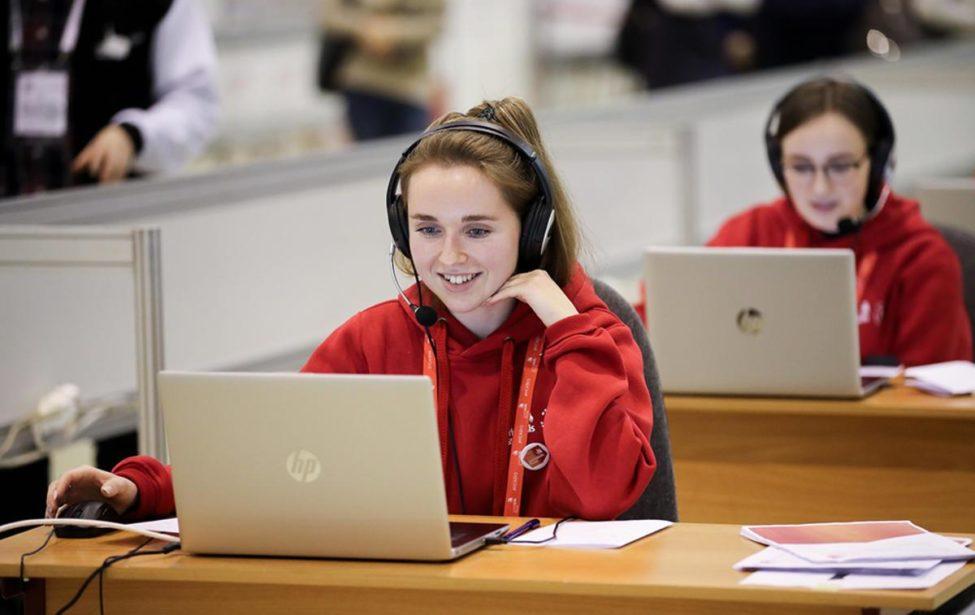 Worldskills Russia «Молодые профессионалы» набазе МЦСКО