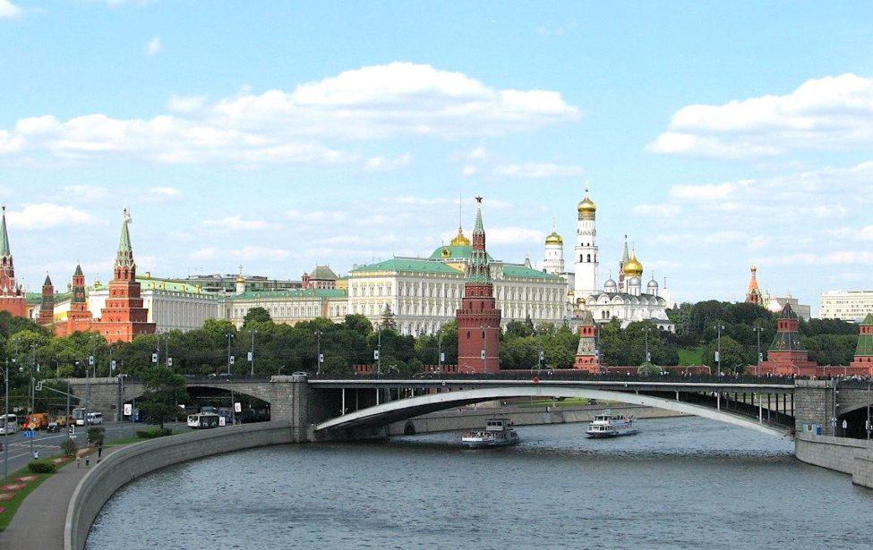 Студенты ИИЯ приняли участие вакции, посвящённой Москве
