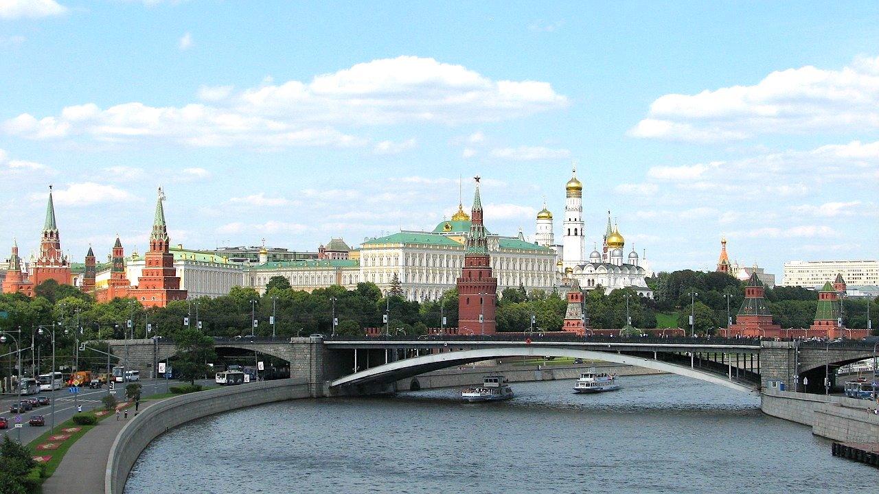 Кафедра английской филологии поздравляет Москву сДнём рождения