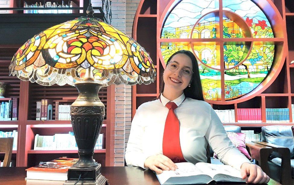 Онлайн встречи свыпускниками кафедры китайского языка ИИЯ