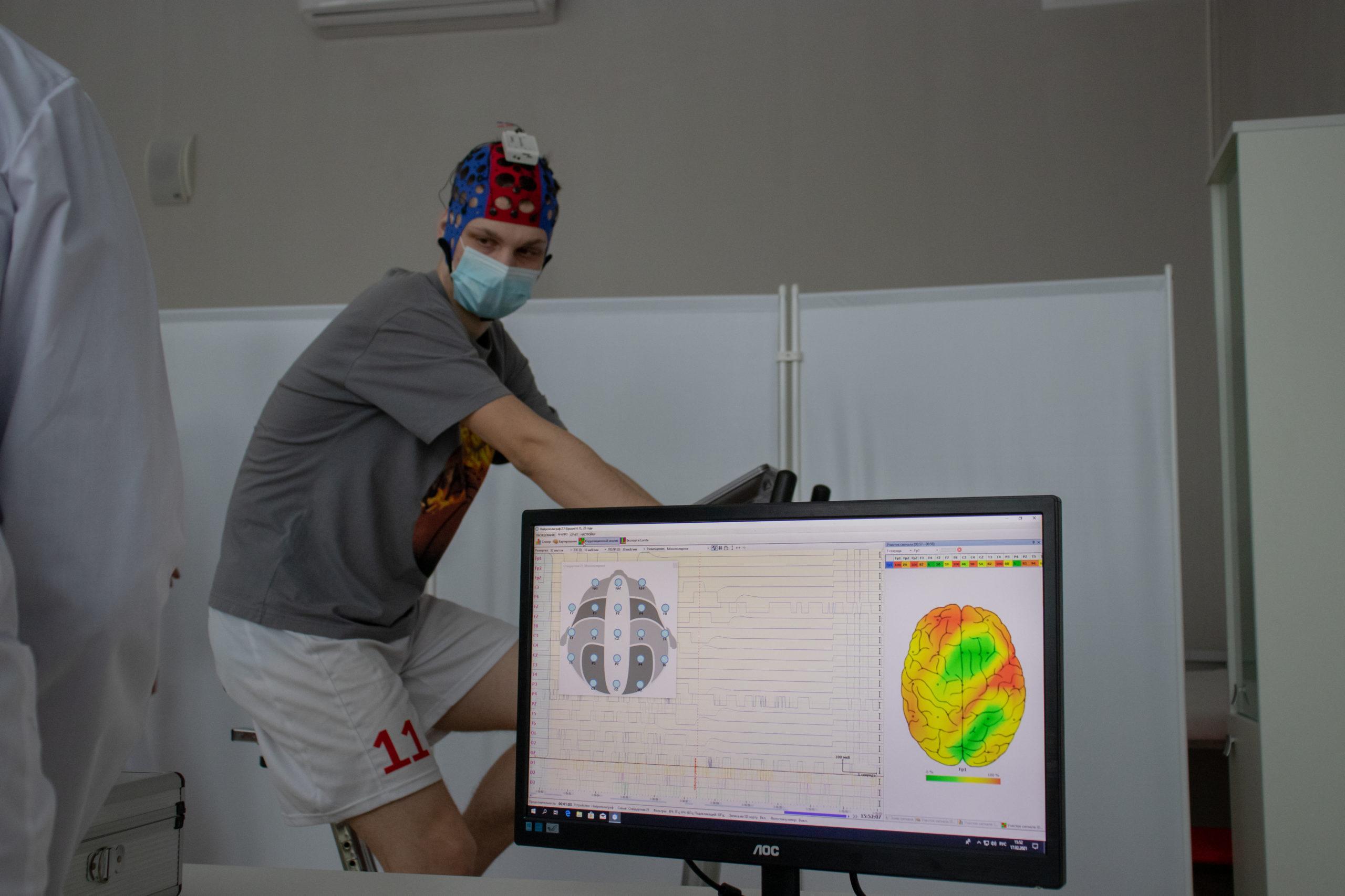 Новое оборудование влаборатории возможностей человека