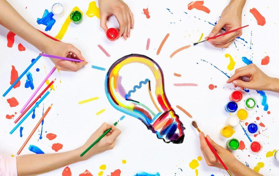 Анастасия Белолуцкая оразвитии творческого мышления детей