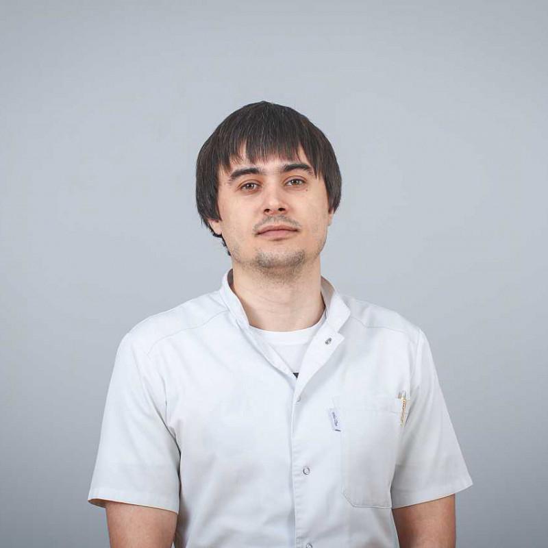 Клещунов Сергей Сергеевич