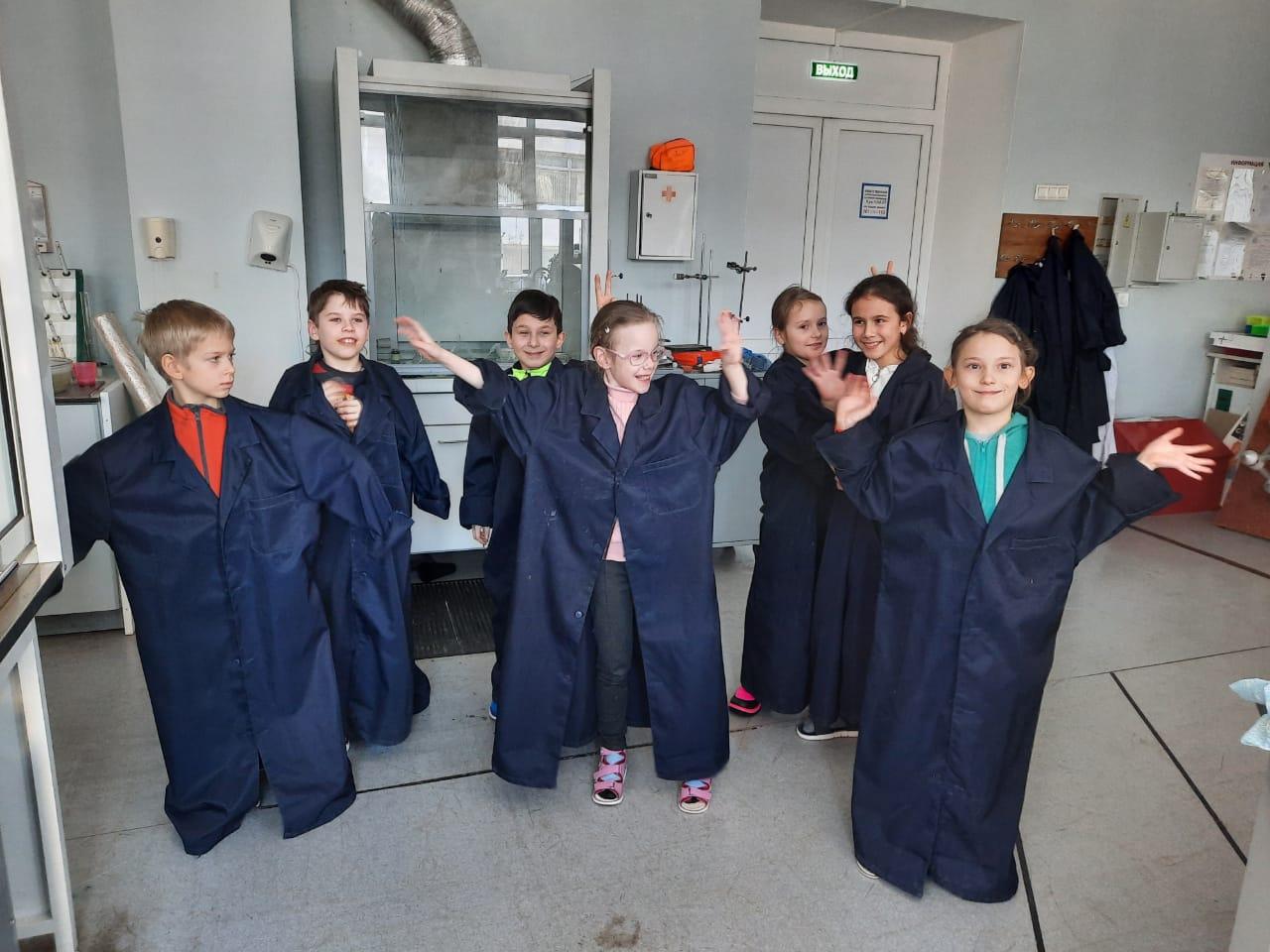 Ученики школы «Смартскул» провели Учебный день вСтарт-ПРО