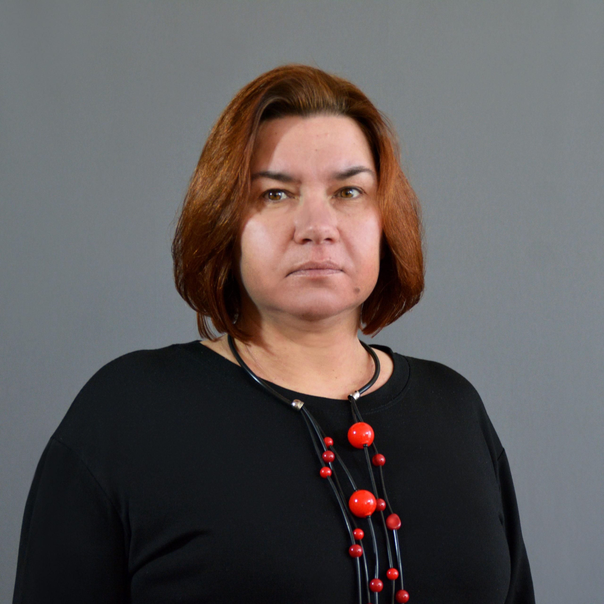 Сухарева Елена Петровна