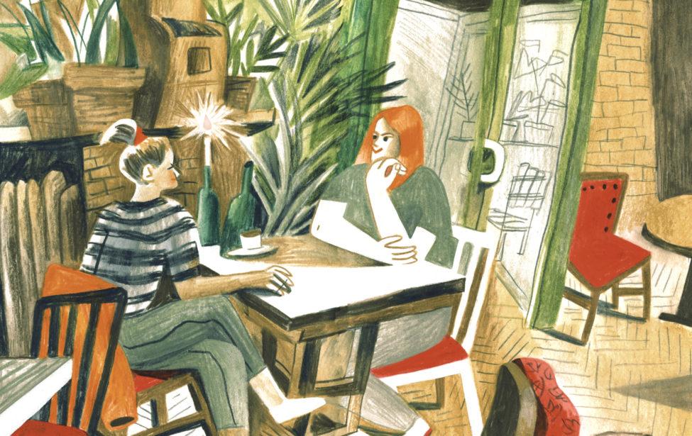 #ВыпускнИКИ | Профессия, вкоторой нескучно. Иллюстратор Катерина Воронина