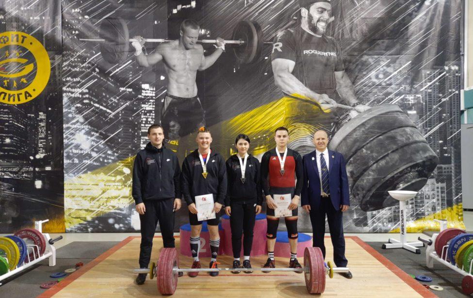 Тяжелоатлеты МГПУ взошли напьедестал студенческого турнира