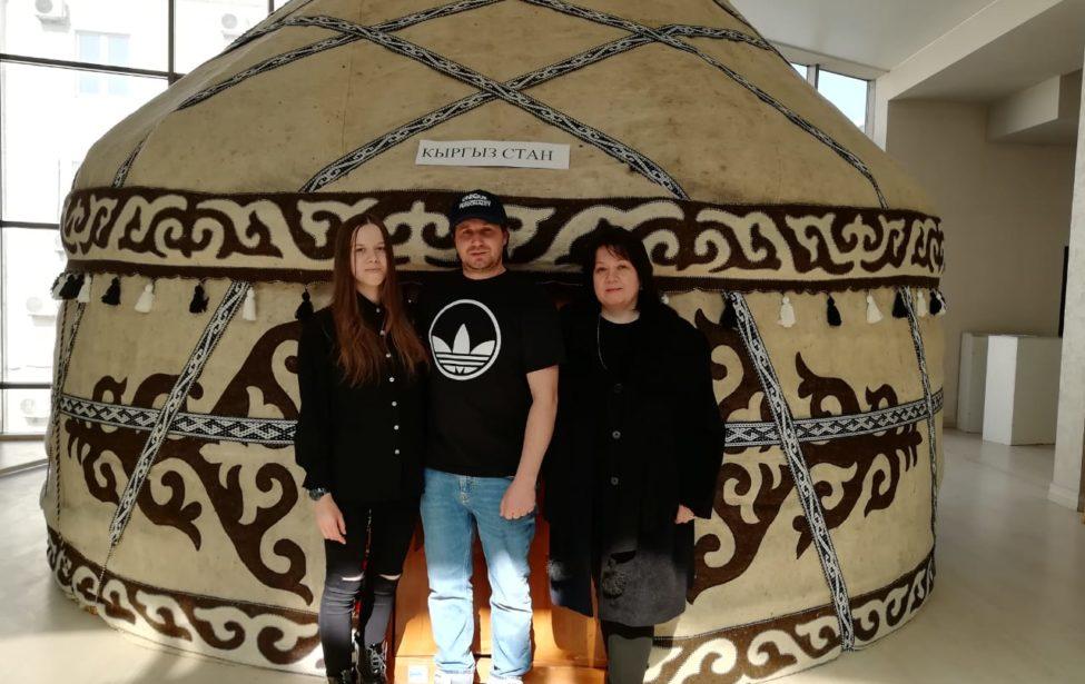 Международный фестиваль культур Восточный базар «Тюбетейка»
