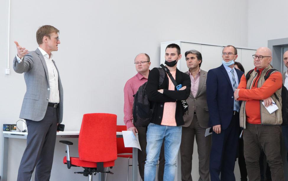 ВМГПУ прошло совещание Российского студенческого спортивного союза