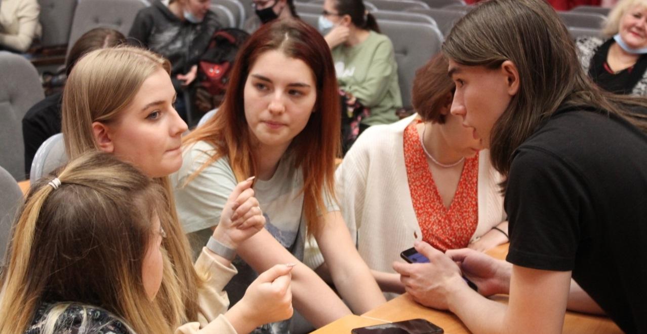 Отдел развития иподдержки студенческого потенциала