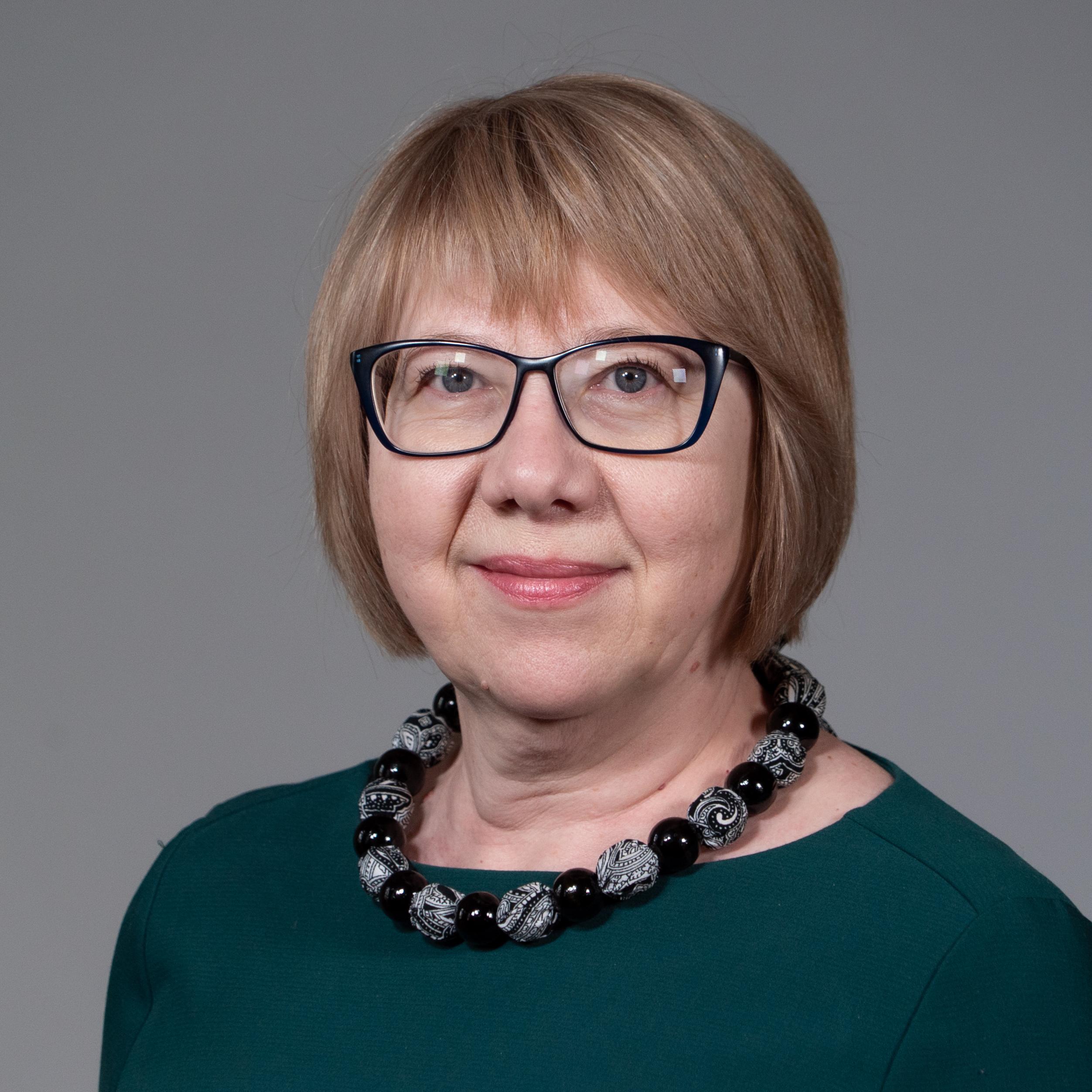 Николаева Марина Николаевна