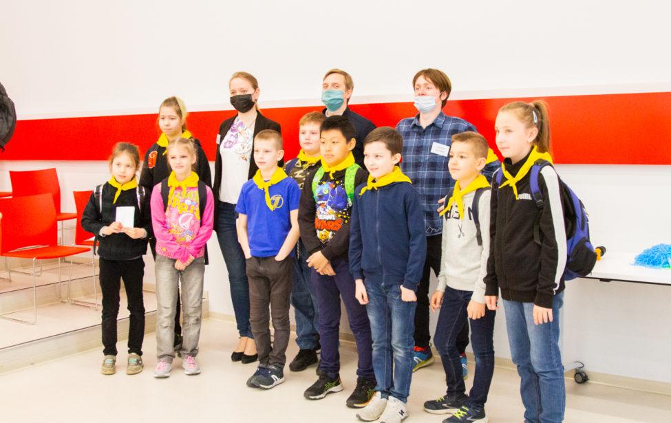 ВСтарт-ПРО состоялось торжественное открытие лагерного сезона 2021