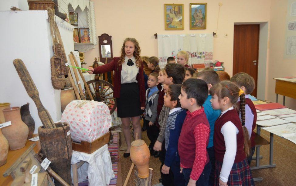 Как привлечь детей ксозданию школьного музея?