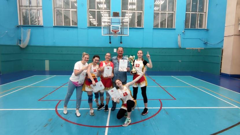 Женская сборная МГПУ— чемпион МССИ побаскетболу 3×3