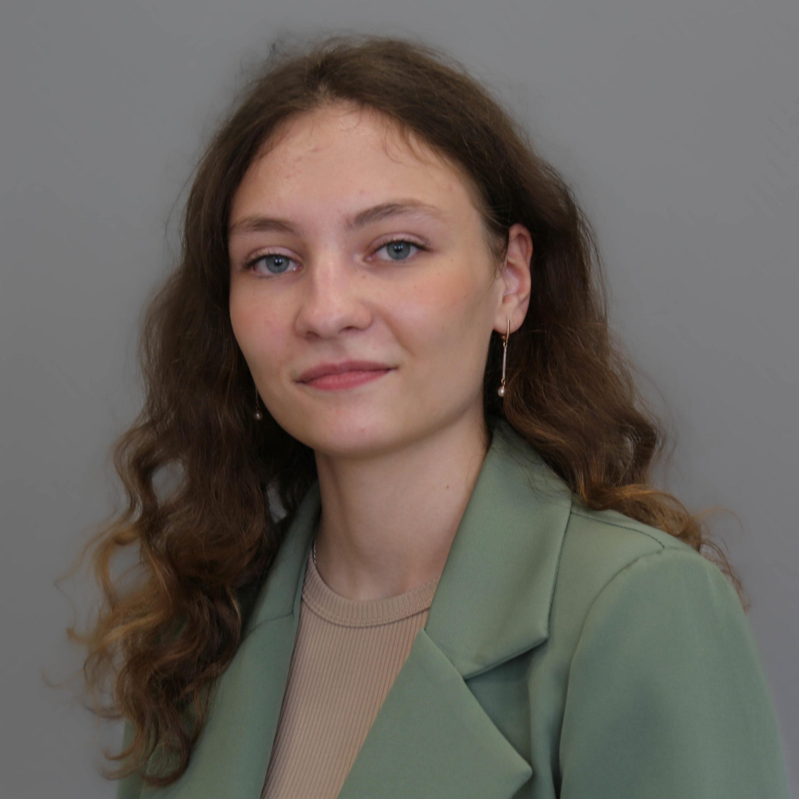 Цветкова Стефания Денисовна
