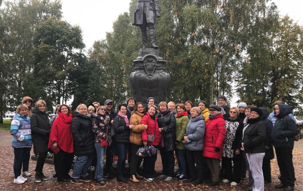 Экскурсия вКарелию