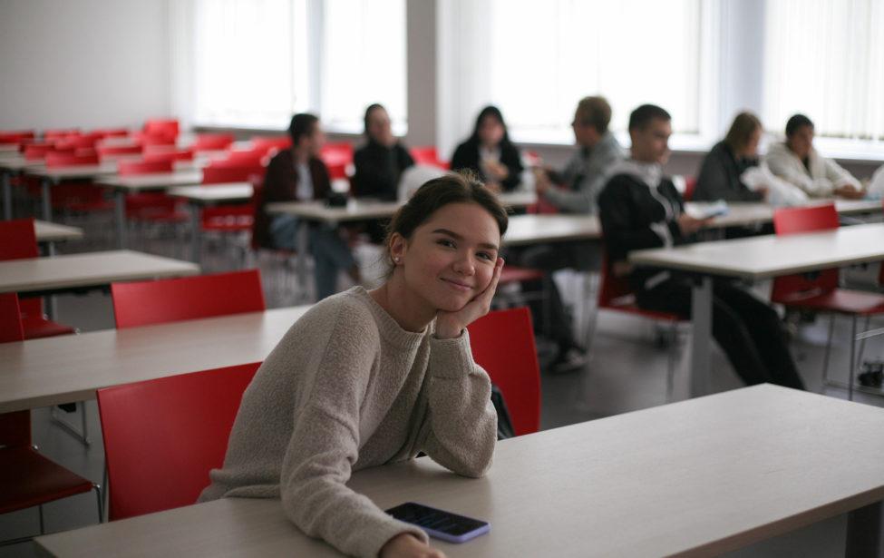 ВИЕСТ прошел день открытых дверей для учащихся школы №1373