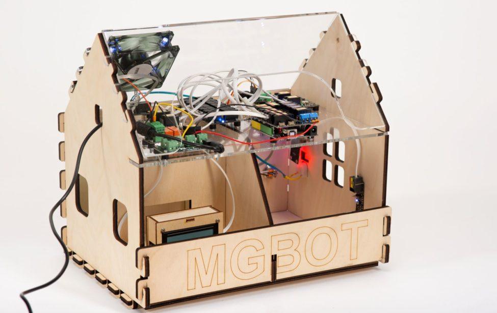 Интерактивный мастер-классе помобильной робототехнике пройдет вSTEAM-парке ИЦО