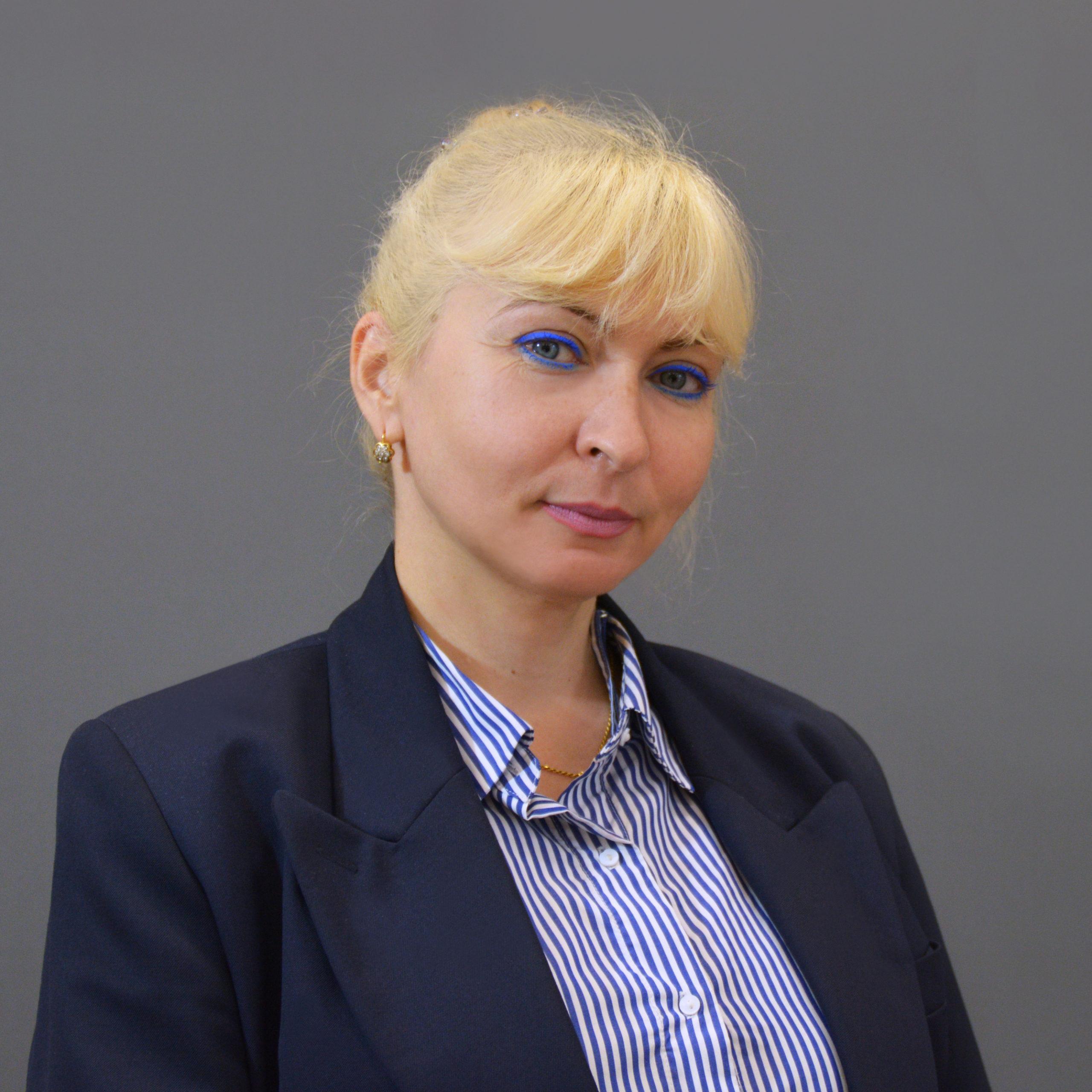 Золотарева Виктория Владимировна
