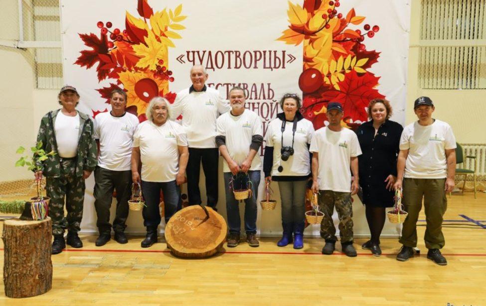 Владимир Павлов— автор ируководитель проекта нафестивале скульптуры вУвате