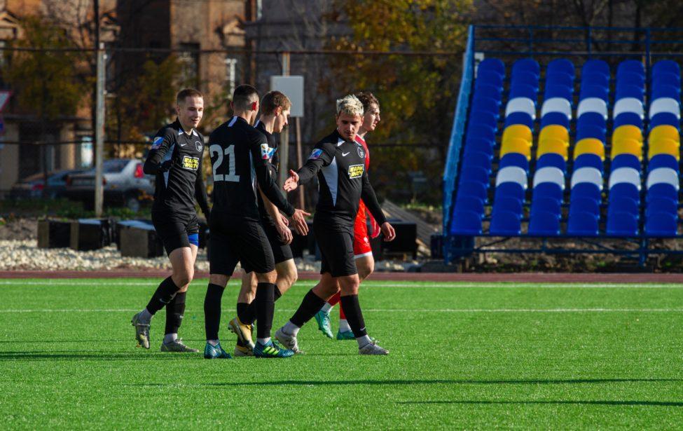 Футболисты МГПУ дважды победили навыезде вСанкт-Петербурге