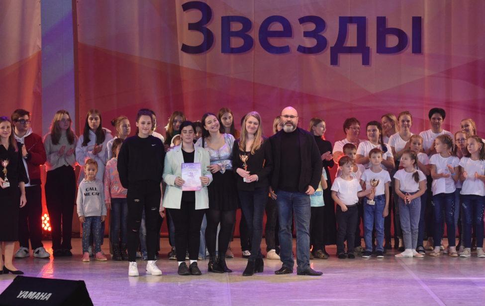 «Кьодина вцирке»— лауреат Премии «StART Звезды» вСанкт-Петербурге