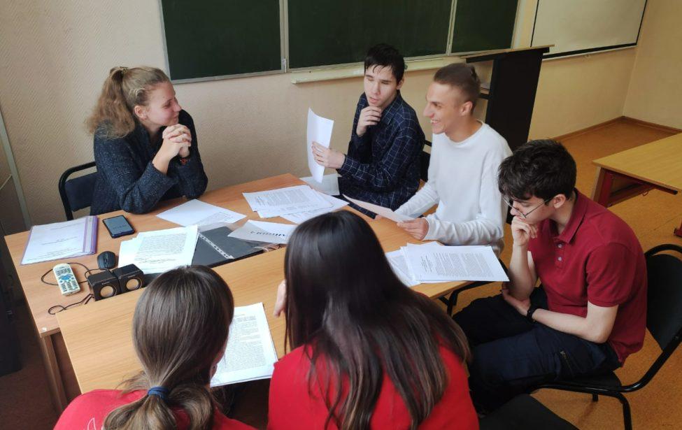 «Без вины виноватый»: студенты ИПиУ провели квест спервокурсниками колледжа