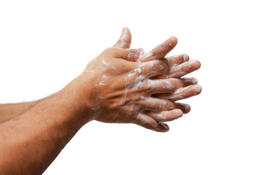 15октября— Всемирный день мытья рук